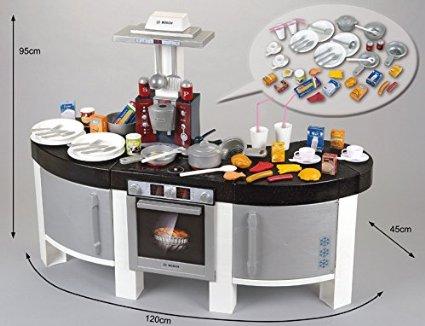 3 mal Bosch Kinderküche - ein Espresso bitte, aber pronto!